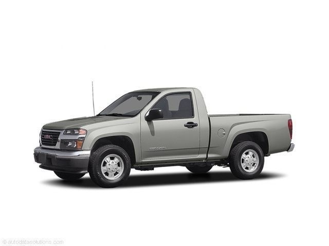 Photo Used 2004 GMC Canyon For Sale  Heath OH
