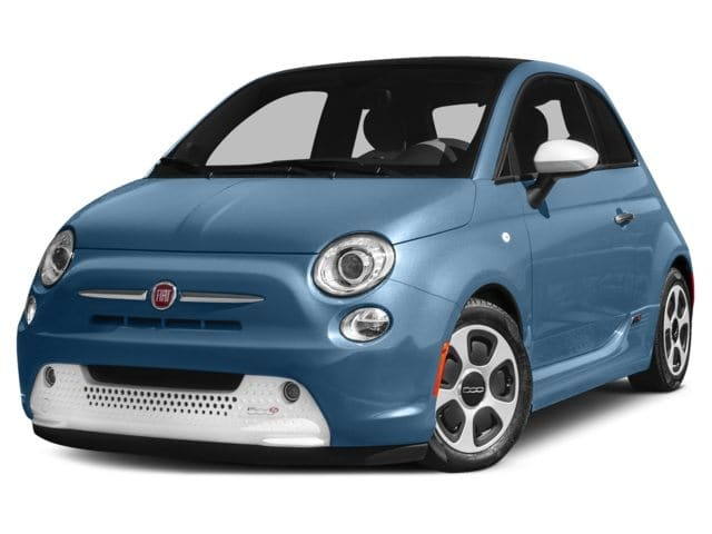 Photo Used 2015 FIAT 500e Battery Electric Hatchback in Bowie, MD