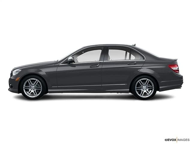 Photo Used 2008 Mercedes-Benz C-Class 3.5L Sport, AMG W42K MILES Sedan DOHC 24-Valve V6 Engine