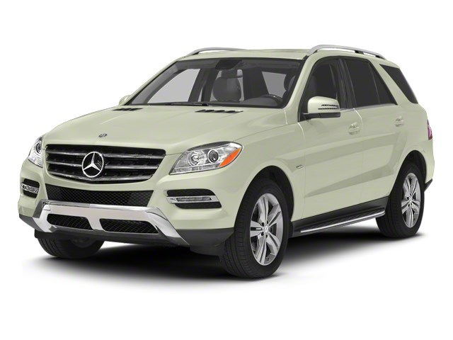 Photo 2012 Mercedes-Benz M-Class ML 350 SUV