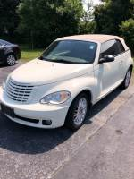 Pre-Owned 2008 Chrysler PT Cruiser Touring FWD 2D Convertible