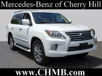 Pre-Owned 2015 Lexus LX 570 570 With Navigation & 4WD