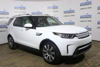 Certified Pre-Owned 2017 Land Rover Discovery HSE Four-Wheel Drive with Locking Differential 4 Door SUV