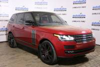 Certified Pre-Owned 2017 Land Rover Range Rover 5.0 Supercharged SV Autobiography Dynamic Four-Wheel Drive with Locking Differential 4 Door SUV