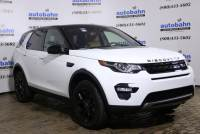 Certified Pre-Owned 2018 Land Rover Discovery Sport HSE Luxury Four-Wheel Drive with Locking Differential 4 Door