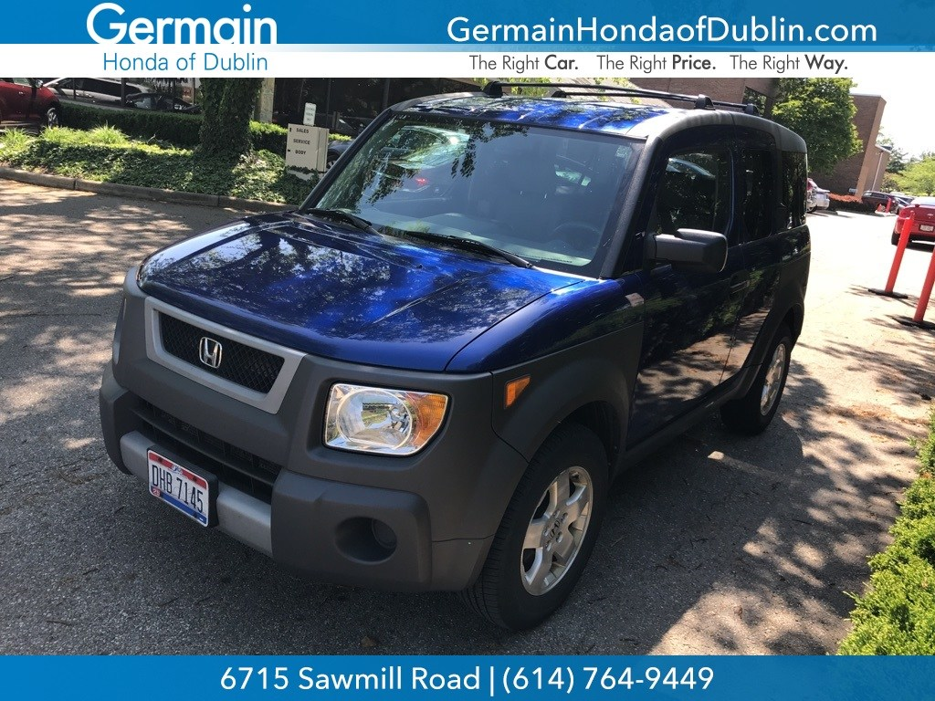 Photo Used 2004 Honda Element EX For Sale Dublin OH  Stock H181806A