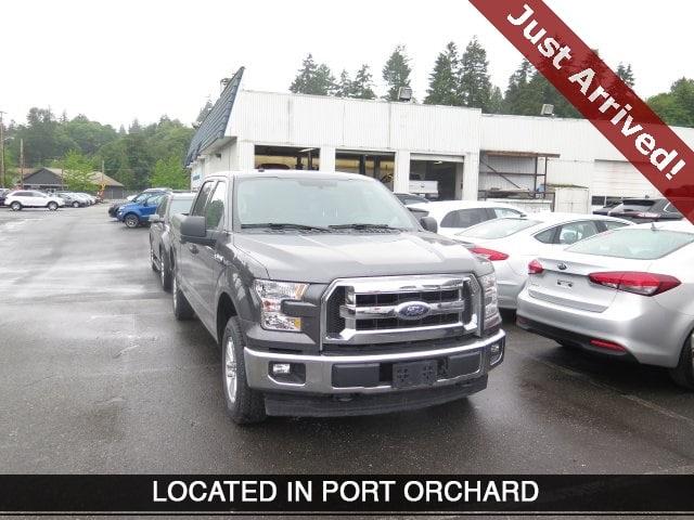 Photo Used 2017 Ford F-150 for Sale in Tacoma, near Auburn WA