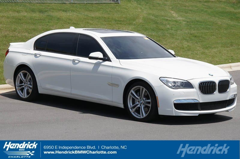 Photo 2015 BMW 7 Series 740Li Sedan in Franklin, TN