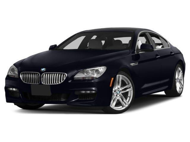 Photo 2015 BMW 640i xDrive Gran Coupe Gran Coupe