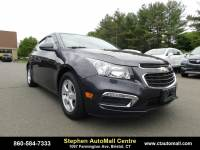 Used 2016 Chevrolet Cruze Limited 1LT Auto in Bristol, CT