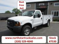 Used 2005 Ford F-350 4x4 Service Utility Truck