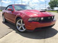 2012 Ford Mustang GT Convertible 8