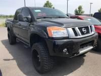 Used 2014 Nissan Titan PRO-4X Truck Crew Cab 4x4 in Klamath Falls
