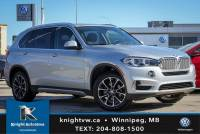 Pre-Owned 2017 BMW X5 xDrive35i AWD w/ Heads Up Display/Nav/Backup Cam/Soft Door Close/Leather AWD Sport Utility