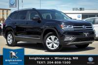 Certified Pre-Owned 2018 Volkswagen Atlas Highline w/ Cooled Seats/Remote Starter 0.9% Financing OAC AWD Sport Utility