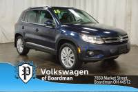 Pre-Owned 2015 Volkswagen Tiguan SEL AWD