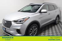 Certified Pre-Owned 2017 Hyundai Santa Fe SE FWD 4D Sport Utility