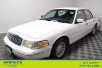 Pre-Owned 2001 Ford Crown Victoria LX RWD 4D Sedan