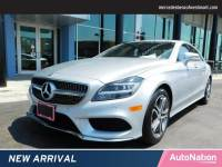 2015 Mercedes-Benz CLS 400 4MATIC Coupe