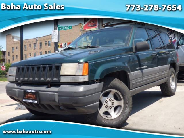 Photo 1996 Jeep Grand Cherokee Laredo 4WDManagers Special