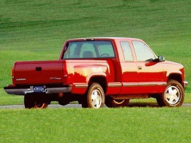 Photo Used 1996 GMC Sierra 1500 SL in Great Falls