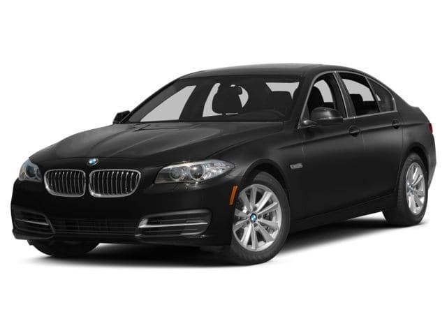 Photo 2015 Certified Used BMW 5 Series Sedan xDrive Black Sapphire For Sale Manchester NH  Nashua  StockMPL2524