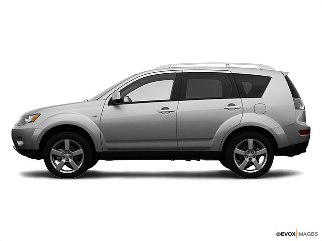 Photo Used 2007 Mitsubishi Outlander For Sale Streamwood, IL