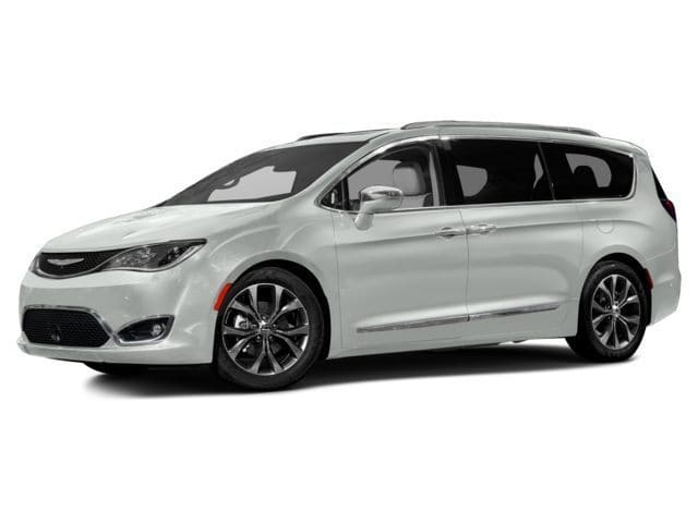 Photo Used 2017 Chrysler Pacifica Touring-L FWD Van in Greenville, SC