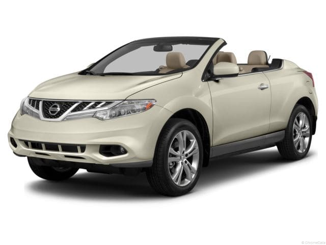 Photo 2014 Nissan Murano Crosscabriolet Convertible