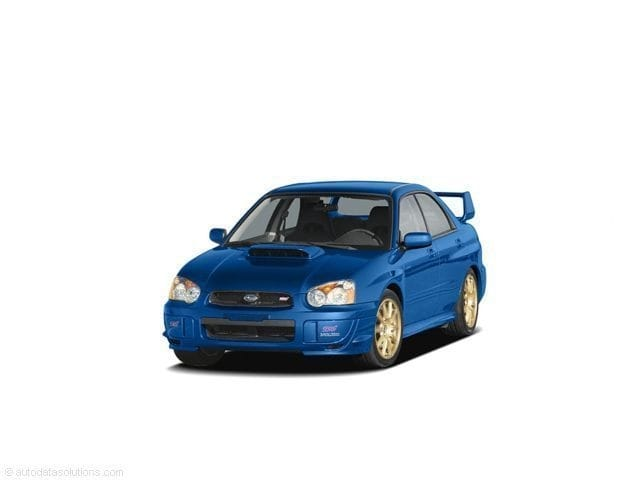 Photo Used 2005 Subaru Impreza WRX STi Base wSilver-Painted Wheels Sedan All-wheel Drive Near Atlanta, GA