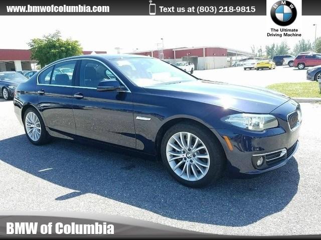 Photo 2015 BMW 5 Series 528i Sedan Rear-wheel Drive
