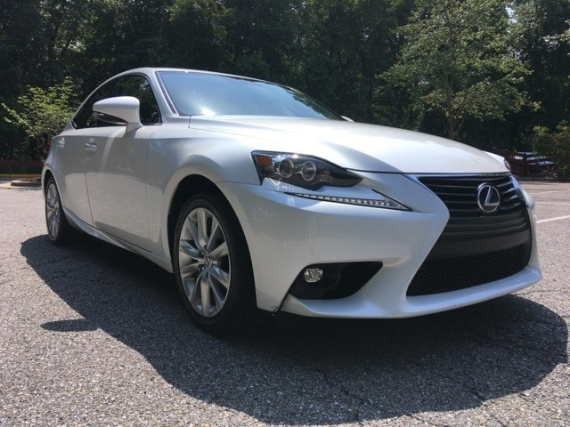 Photo Used 2015 LEXUS IS 250 For Sale Annapolis, MD