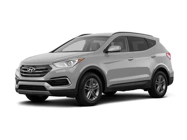 Photo Pre-Owned 2017 Hyundai Santa Fe Sport 2.4 Base SUV For Sale  Raleigh NC
