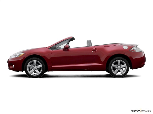 Photo Pre-Owned 2007 Mitsubishi Eclipse GS in Jacksonville FL