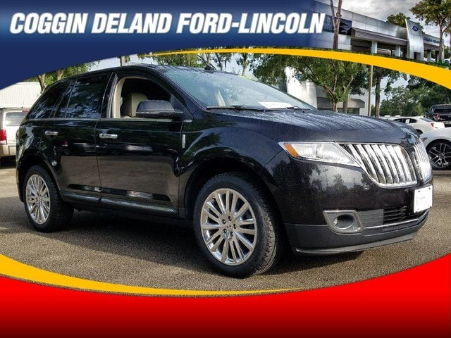 Photo Certified 2015 Lincoln MKX FWD in Jacksonville FL