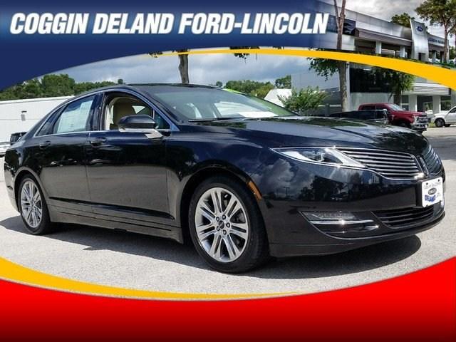Photo Certified 2015 Lincoln MKZ Sedan in Jacksonville FL