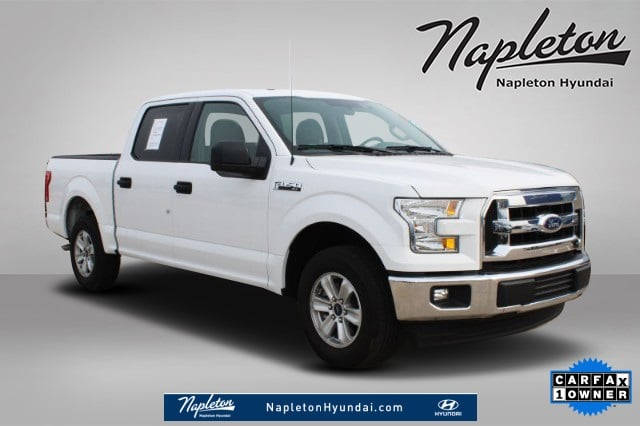 Photo Used 2017 Ford F-150 for sale Hazelwood