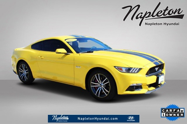 Photo Used 2015 Ford Mustang GT Premium for sale Hazelwood