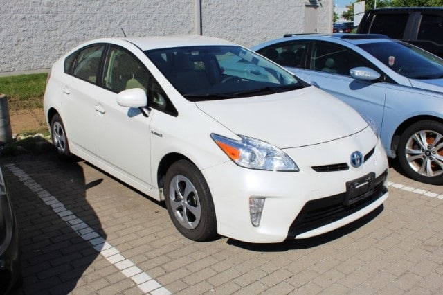 Photo Used 2014 Toyota Prius Four for sale Hazelwood