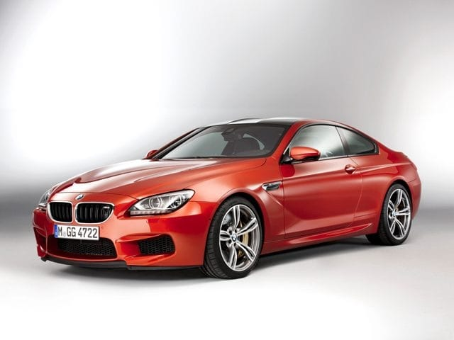 Photo Used 2013 BMW M6 Coupe for sale in Santa Rosa CA