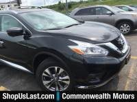 Certified Pre-Owned 2017 Nissan Murano SL All Wheel Drive SUV