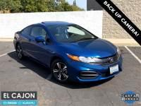 Used 2015 Honda Civic EX For Sale San Diego   2HGFG3B88FH521323