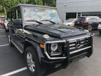 Pre-Owned 2014 Mercedes-Benz G 550 4MATIC® SUV