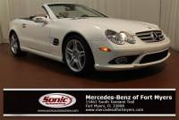 2007 Mercedes-Benz SL-Class 5.5L V8 2dr Roadster in Fort Myers