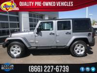 2015 Jeep Wrangler Unlimited Unlimited Sahara SUV in Victorville, CA
