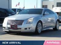 2011 Cadillac CTS Coupe Premium 2dr Car
