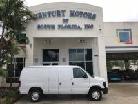 2008 Ford Econoline Cargo Van Commercial E150 Power Windows Clean CarFax
