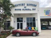 2001 Jaguar XK8 Heated Leather CD Changer Traction Stability