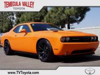 2014 Dodge Challenger R/T Coupe Rear-wheel Drive in Temecula