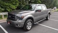 2013 Ford F-150 SuperCrew FX-4 4WD